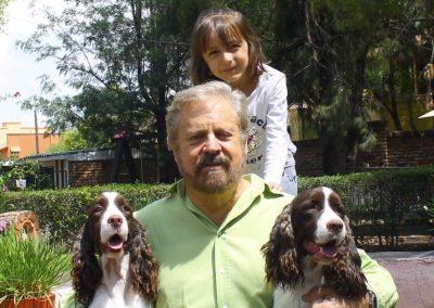 Dr. Armando Gonzalez Gomar Weckmann